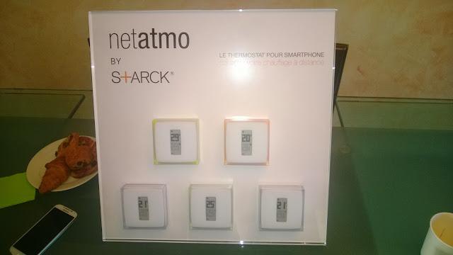 Les thermostats en façade