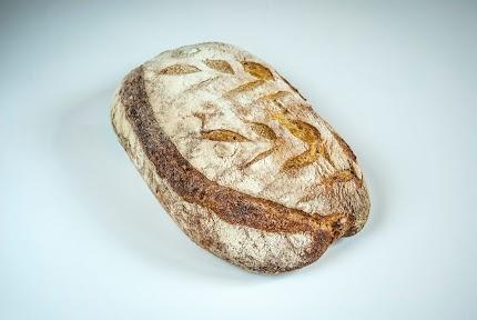 Хліб пшеничний з яблуком