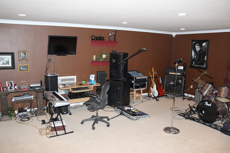 Rehearsal Studio How To Arrange Amps Harmony Central