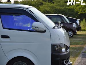 ハイエース TRH200V 平成16年式のカスタム事例画像 B【Hi-Links】さんの2021年07月23日18:12の投稿