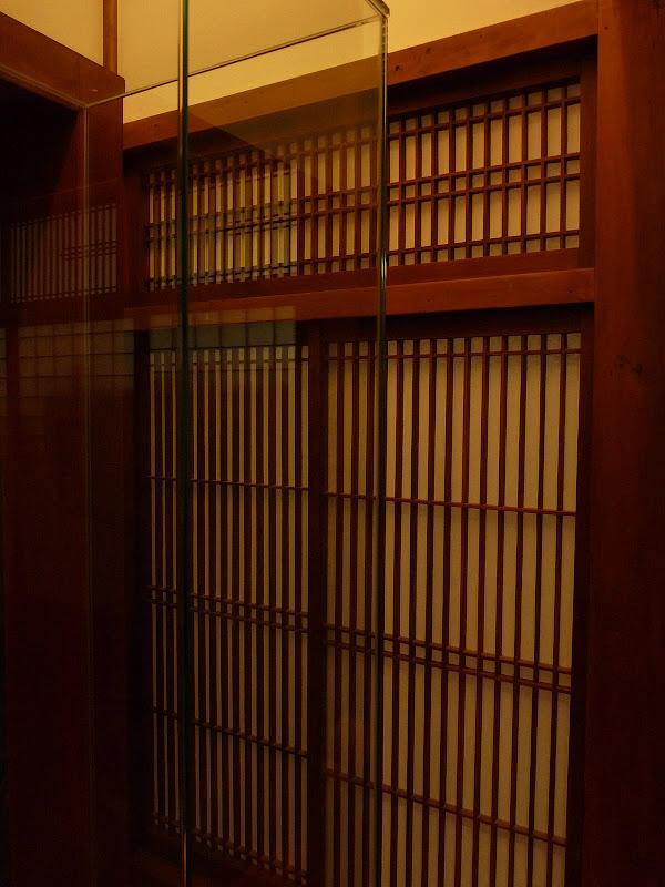 TAIWAN.Taipei .Maison japonaise vers Beitou et Musée National de Taipei à côté du Peace park - P1060361.JPG