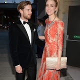 WWW.ENTSIMAGES.COM -    Luke Treadaway and Ruta Gedmintas  arriving at        BRIGHT YOUNG THINGS GALA 2014 at The National Theatre, London September 18th 2014A Young Patrons of the National Theatre gala event in support of emerging artists. The inaugural Bright Young Things Gala aims to raise vital funds in support of emerging artists at The National Theatre, and champion young philanthropy in the arts on a peer to peer level.                                               Photo Mobis Photos/OIC 0203 174 1069