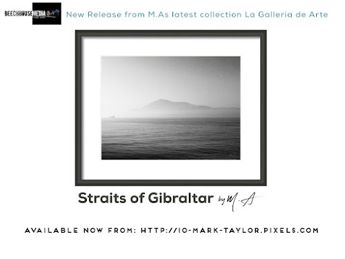 Straits of Gibraltar by Mark Taylor