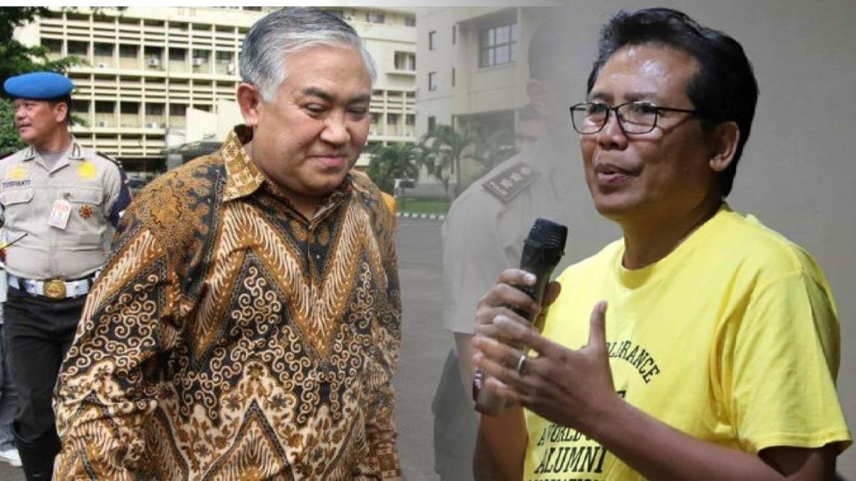 Terungkap, Jubir Jokowi Fadjroel Rachman Aktif di GAR-ITB yang Laporkan Din