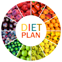 Weight Loss 7 Days Diet Plan icon