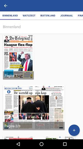 De Telegraaf Krant screenshot 4
