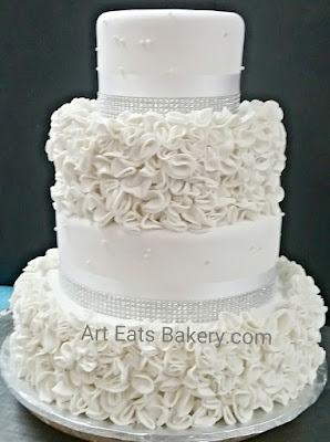 3 Tier Wedding Cakes 67 Amazing Four tier round and