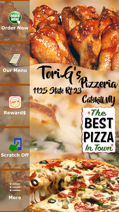 Tori G's Restaurant- screenshot