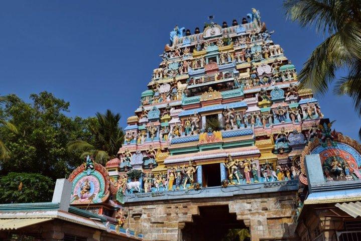Sri Masilamani Eswarar Temple, Thiruvaavaduthurai, Mayiladuthurai - 275 Shiva Temples