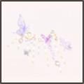 舞蝶と花々