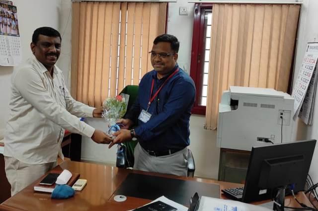 Information officer- ಮಂಗಳೂರು: ನೂತನ ವಾರ್ತಾಧಿಕಾರಿಯಾಗಿ ರವಿರಾಜ್ ಅಧಿಕಾರ ಸ್ವೀಕಾರ