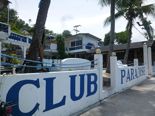 Paradise Dive Resort
