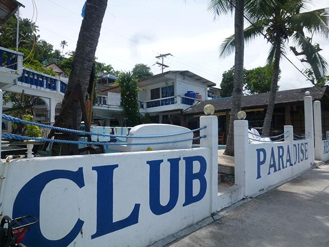 Paradise Dive Resort
