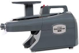 Двошнековий соковитискач Green Star Pro GS-P502