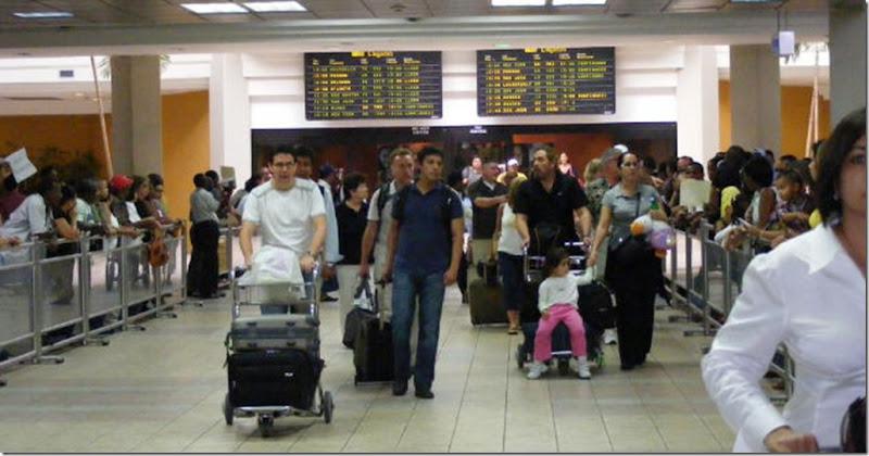 Declaración de entrada en territorio español del ciudadano extranjero