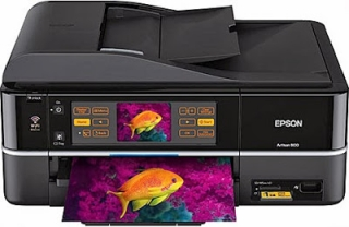download Epson Artisan 800 All-in-One printer driver