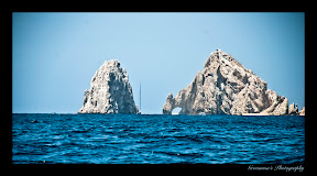 The very Famous Arch/ Lovers Beach  Cabo San Lucas  Mexico
