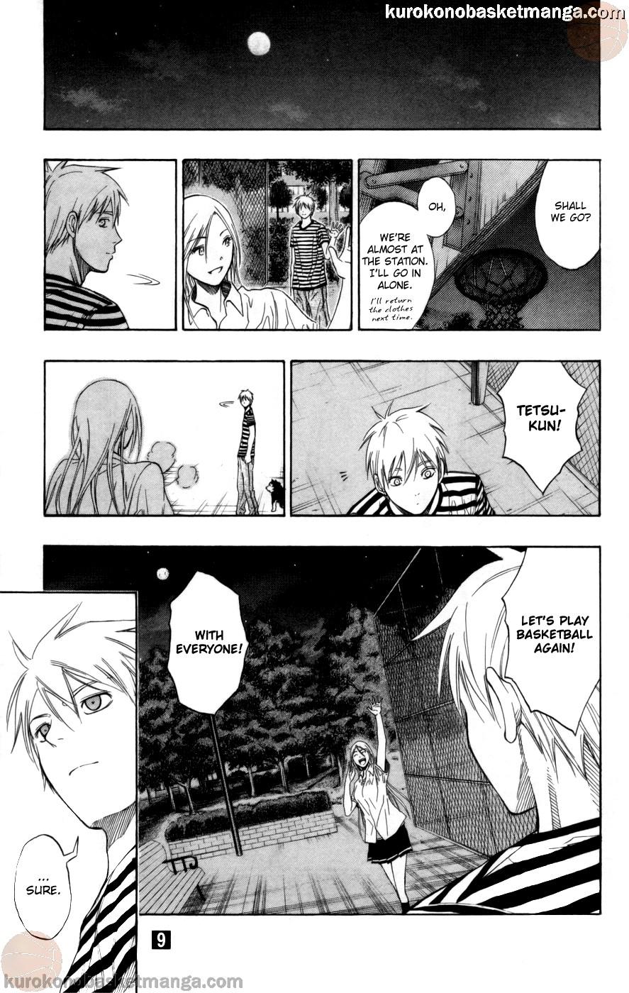 Kuroko no Basket Manga Chapter 80 - Image 19