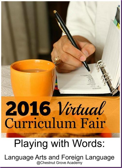 language arts curriculum fair