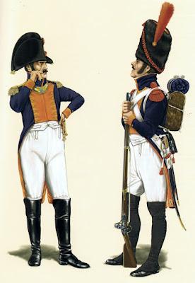Grenadiers à pied de la Garde - Page 2 Espagne%2B2