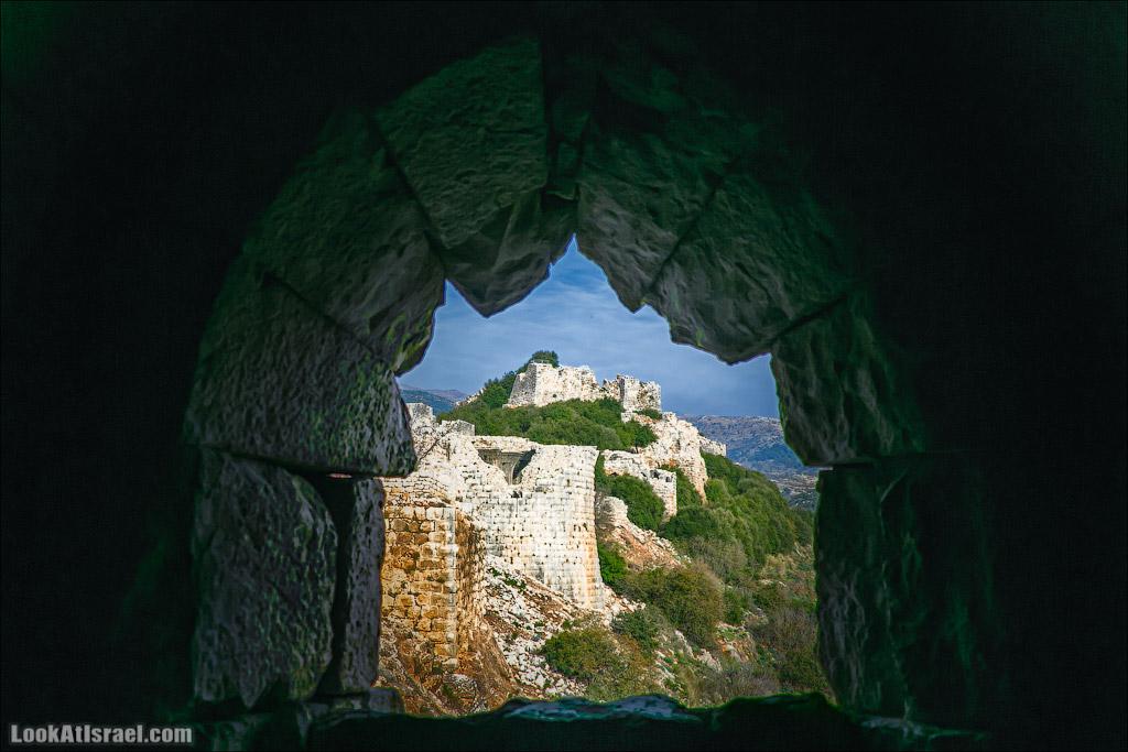 Суровое очарование крепости Нимрод