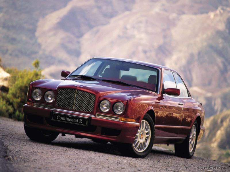 2003 bentley continental r mulliner specifications pictures prices. Cars Review. Best American Auto & Cars Review