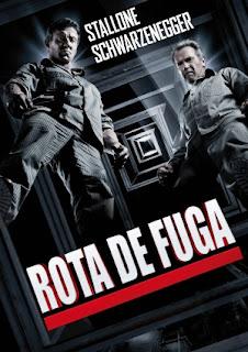 Filme Poster Rota de Fuga R6 XviD Dual Audio & RMVB Dublado