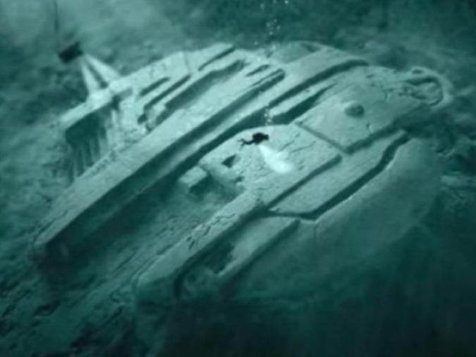 Descobertas Subaquáticas 13