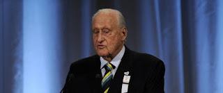 Foot/Brésil: Joao Havelange, ex-président de la Fifa, décède à 100 ans à Rio