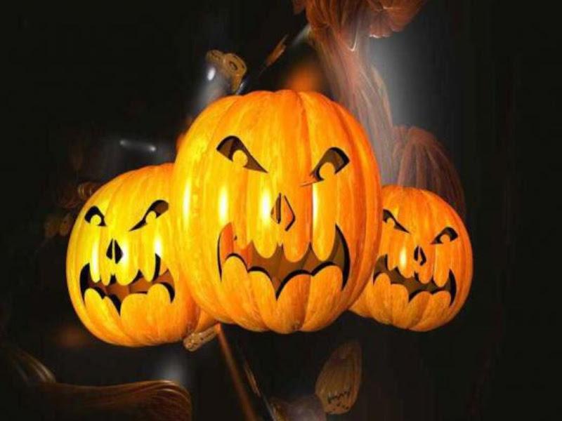 Evil Pumpkins, Halloween
