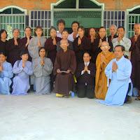 [T&C-019] Thầy tiếp đoàn phật tử Ninh Bình (23/07/2009)