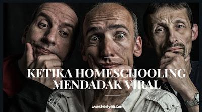 Ketika Homeschooling Viral