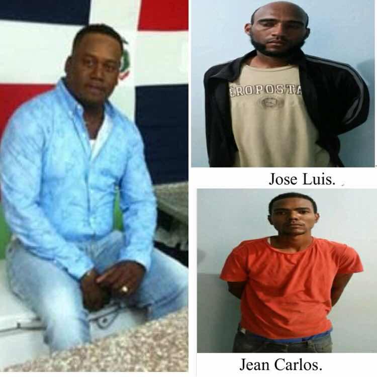 Policia apresa hombres con relación asalto y asesinato de comerciante vegano.