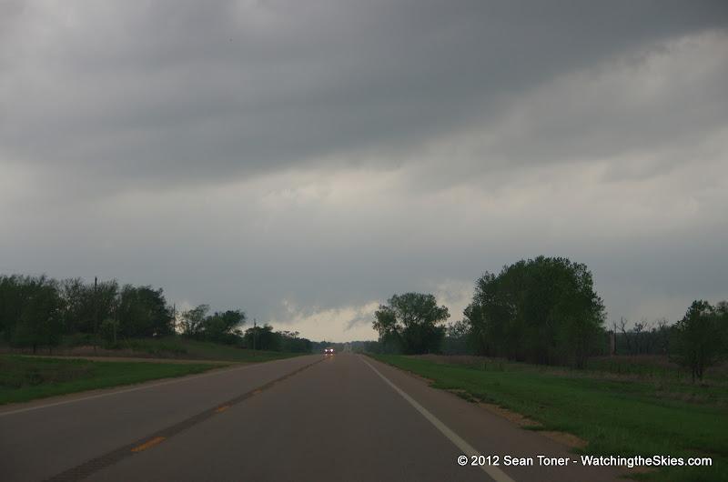 04-14-12 Oklahoma & Kansas Storm Chase - High Risk - IMGP0404.JPG