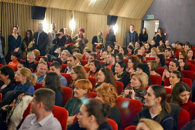 Lansare film documentar Ba se poate 1068