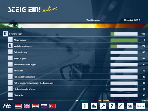 STEIG EIN! Online- App 2.0.7 screenshots 6