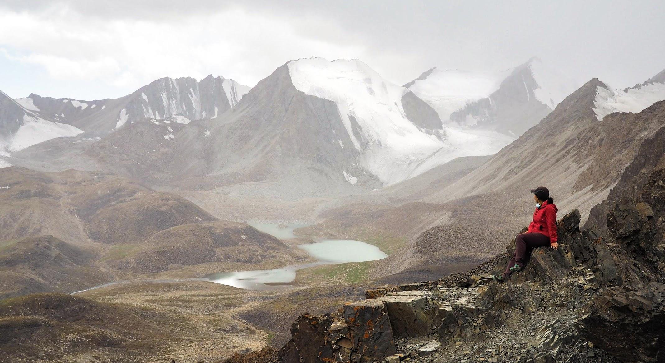 Sary Mogul pass