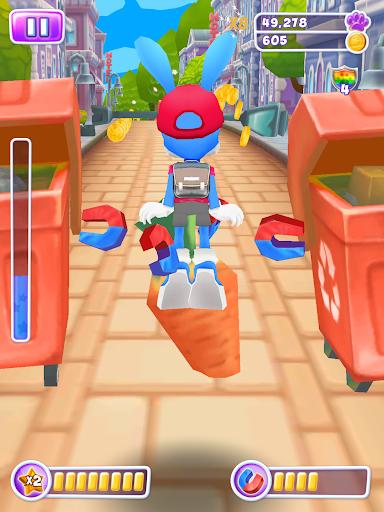 Bunny Run - Bunny Rabbit Game  screenshots 14