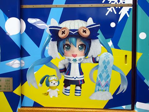 札幌市電 3302号「雪ミク電車2016」 その7