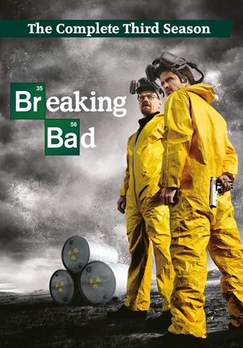Breaking Bad: Season 3 [DVD9]