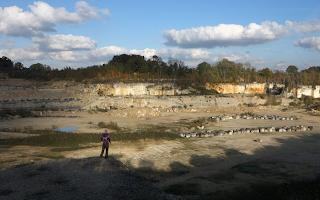 Panorama des Glachoirs.