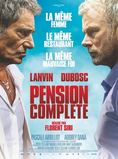 Δύο Σεφ για μία γυναίκα (Pension Complete) Poster