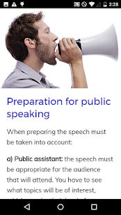 Speaking Course - náhled