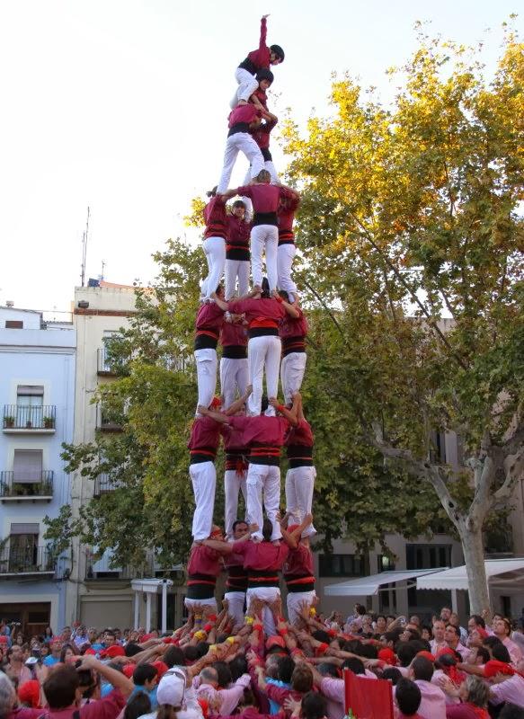 Diada dels Xiquets de Tarragona 3-10-2009 - 20091003_150_4d8_CdL_Tarragona_Diada_Xiquets.JPG