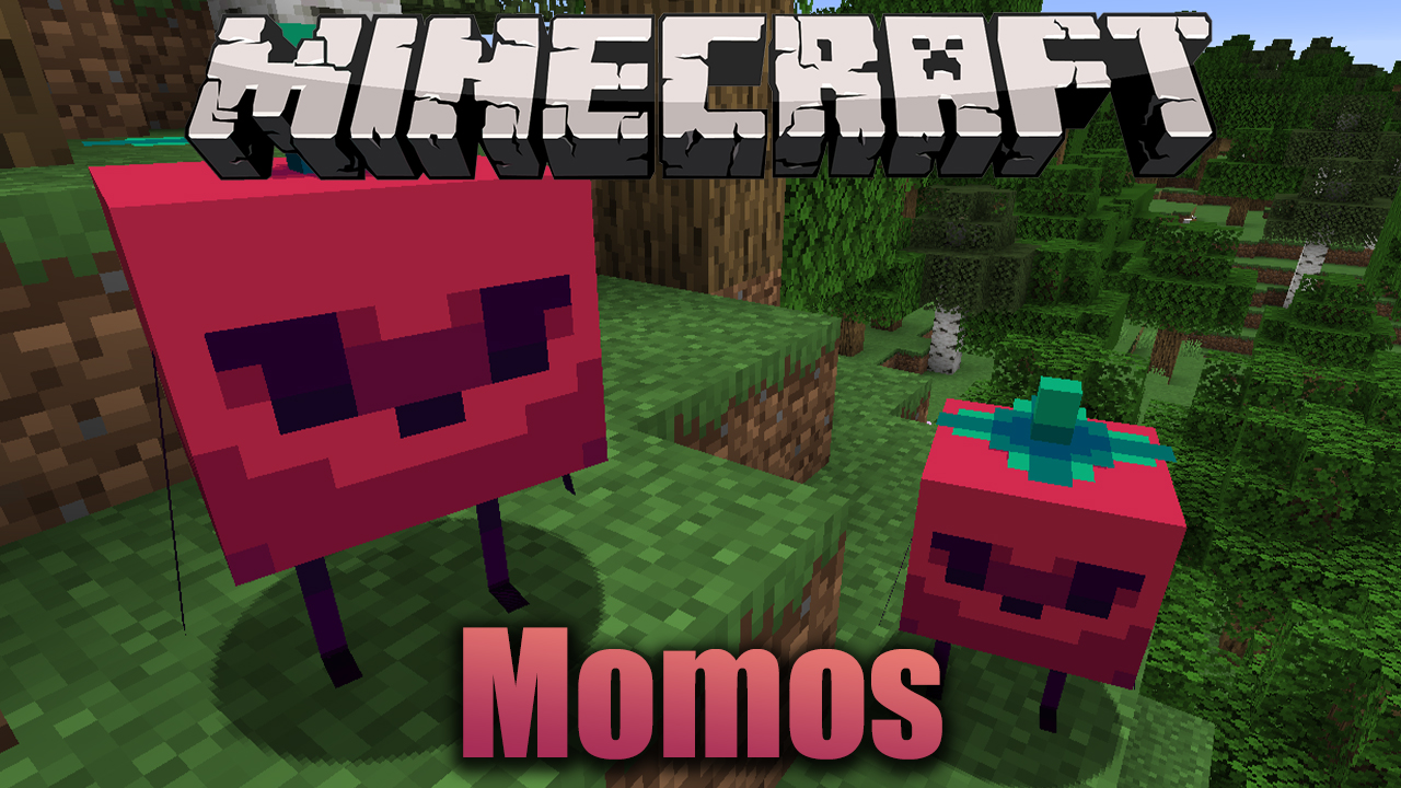 Momos Mod For Minecraft