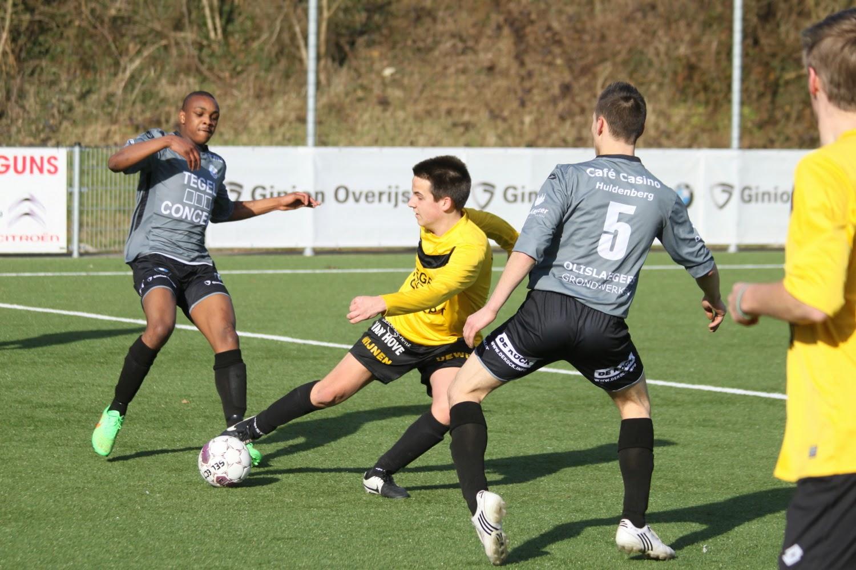 Huldenberg - U21: 2-1