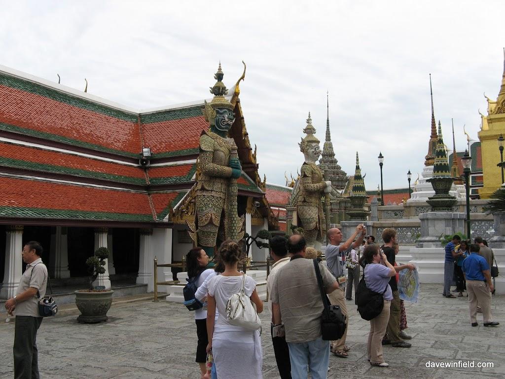 0160Temple in Bangkok