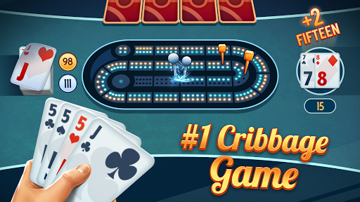Ultimate Cribbage - Classic Board Card Game apkdebit screenshots 1