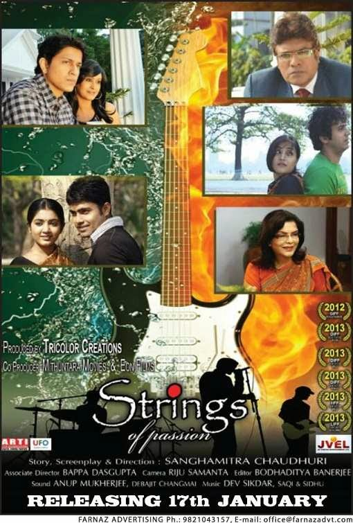 Poster Of Hindi Movie Strings of Passion (2014) Free Download Full New Hindi Movie Watch Online At alldownloads4u.com