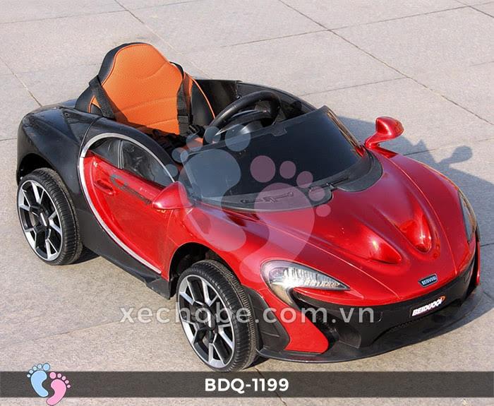 Xe hơi điện trẻ em BDQ-1199 McLaren 12